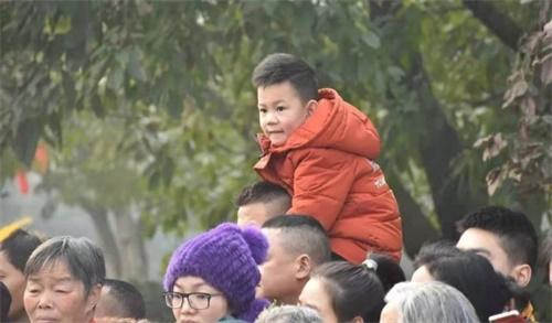 09(9苏 网0119 际恒供稿)2020春节,去广汉看三星堆大祭祀!配图   活动现场2.jpeg