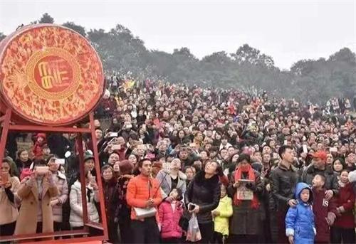 09(9苏 网0119 际恒供稿)2020春节,去广汉看三星堆大祭祀!配图   活动现场3.jpeg
