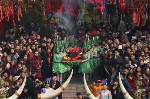 09(9苏 网0119 际恒供稿)2020春节,去广汉看三星堆大祭祀!配图   活动现场4.jpeg