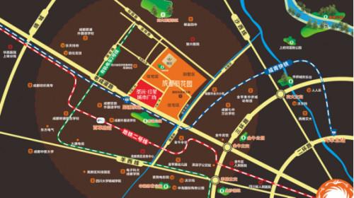 21(21苏 网0529 际恒供稿)投资成都 首选国宾极品网红SOHO配图    图五:◎项目区位图.jpg