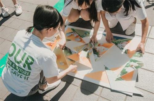 34(34刘 网0606 际恒)成都高投生物医药园区举办世界环境日主题活动配图    世界环境日主题活动现场 图一.jpg