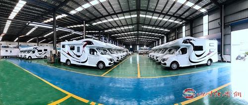 07(网)0613 内江市获得首个整车生产资质配图    凤凰房车生产厂.jpg