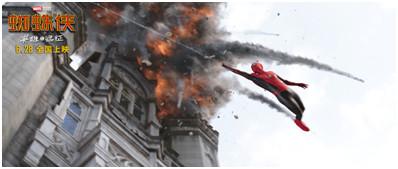 """10(10蘇 0626 際恒供稿)《蜘蛛俠:英雄遠征》全國特別點映 媒體力捧""""最棒蜘蛛俠電影""""配圖    圖五:蜘蛛俠:英雄遠征宣傳圖.jpg"""
