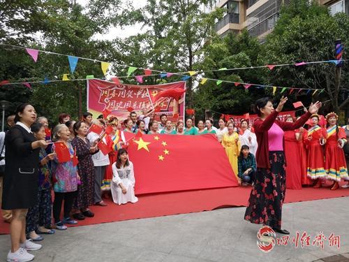 29(网)成华区举行月饼比赛配图    举行歌唱比赛.jpg