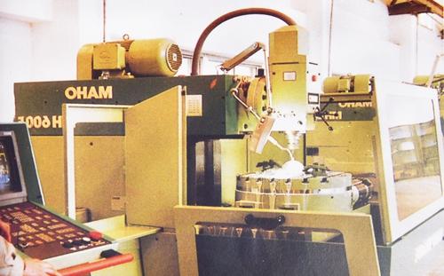 1990年3月1日 中国与德国合作的项目—中国成都电子模具中心一期工程在成都建成。鲍安华翻拍修 (25).jpg