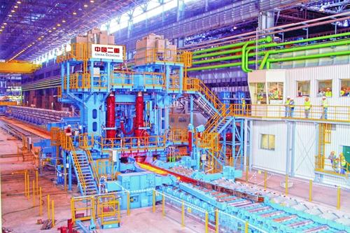 2.2006年,中国二重制造的中国第一套出口欧洲的波兰2250mm热连轧机。.jpg