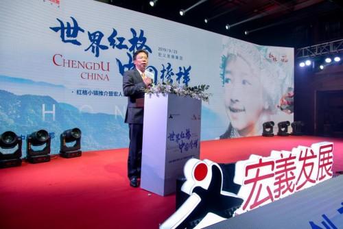 04 图三:宏义发展集团总裁曾晓华先生上台致辞.jpeg