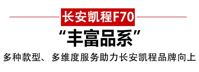 29(29刘 网 1104 际恒)首款中欧合作皮卡9.28万起,长安凯程F70搅动国内市场配图   长安凯程F70 丰富品系.jpg