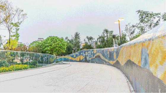 39(39刘 网 1104 际恒)王嘉尔、JONY J都来了天府芙蓉园,成都这个公园不简单!配图   天府芙蓉园实景图.jpg