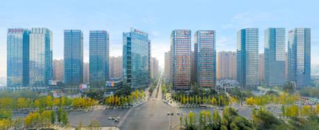 08(8刘 网 1206 际恒)中海天府里即将预售,致敬一个时代的启程配图   中海国际中心甲级写字楼群.jpg
