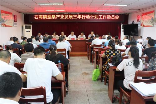 03(3苏 0805 际恒供稿)石海镇召开蚕桑产业发展三年行动计划工作动员会配图    动员大会.jpg