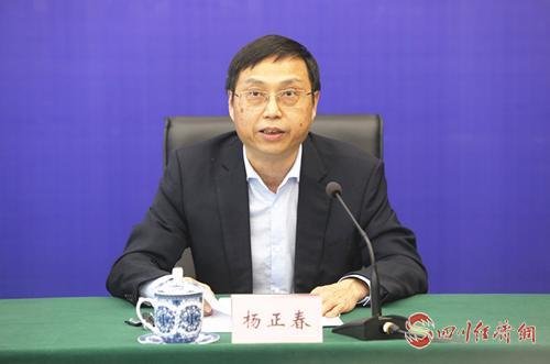 省中医药管理局党组成员、副局长杨正春.png