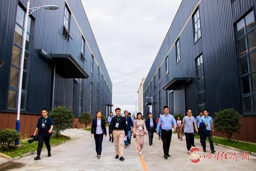 15(网)成雅工业园稿件配图   媒体代表走进成雅工业园4.jpg