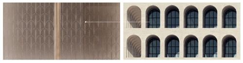 """06(6刘 网 0424 际恒)稿二:经典家具的设计灵感,原来是这样得来的!配图   图三:""""莱奥""""系列窗花纹玻璃.jpg"""