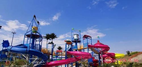 30(網)自貢:川西南超大型水上樂園將于6月20日開園配圖  水上樂園.jpg